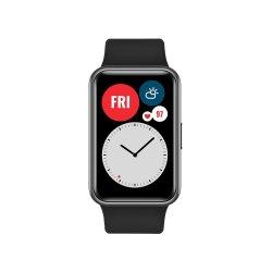 Huawei Watch Fit Μαύρο