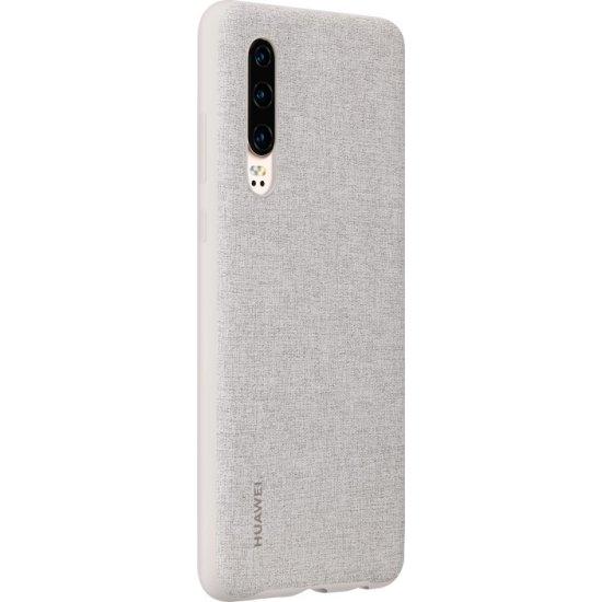 Huawei PU Case P30 Elegant Γκρι