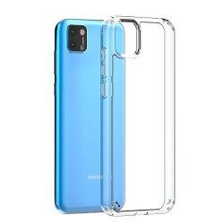 Huawei Hard Case Y5P Διάφανη
