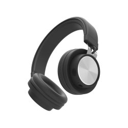 Ipipoo P100 Wireless Headphones Μαύρα