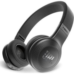 JBL On Ear Wireless Headphones E45BT Μαύρα
