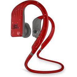 JBL Wireless Headphones Waterproof Endurance Sprint Κόκκινα