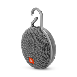 JBL CLIP3 Bluetooth Speaker Waterproof Γκρι