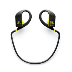 JBL Endurance Dive Wireless/MP3 Sport Headphones Waterproof Lime