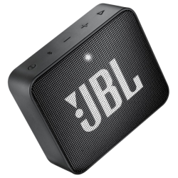 JBL GO2 Bluetooth Speaker Waterproof Μαύρο
