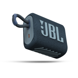 JBL Bluetooth Speaker GO3 Waterproof Μπλε