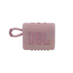 JBL Bluetooth Speaker GO3 Waterproof Ροζ