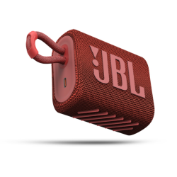 JBL Bluetooth Speaker GO3 Waterproof Κόκκινο