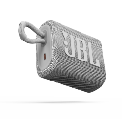 JBL Bluetooth Speaker GO3 Waterproof Λευκό