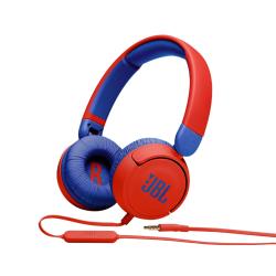 JBL Headphones JR310 Για Παιδιά Κόκκινα