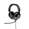 JBL Wired Gaming Headset Quantum 200 Μαύρα