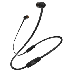 JBL Bluetooth T110BT Μαύρα