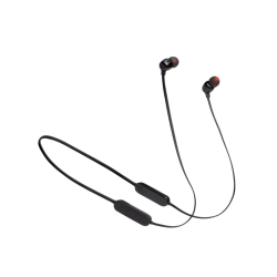 JBL Bluetooth Neckband Tune 125 Μαύρα