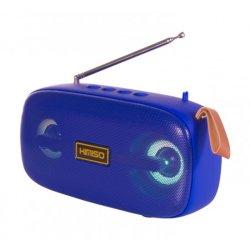 Kimiso KMS-305 Bluetooth Speaker Μπλε