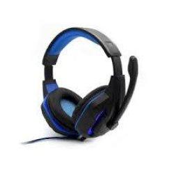 Komc G20 Gaming Headset 3.5 mm Μπλε