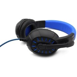 Komc M202 Gaming Headset Μπλε