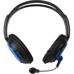 Komc S66 Gaming Headset 3.5 mm Μπλε