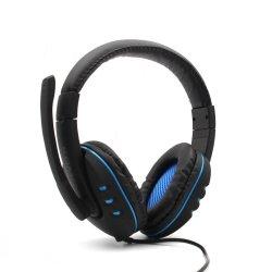 Komc A7 Gaming Headphones 3.5mm Μπλε