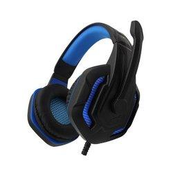 Komc G311 Gaming Headset 3.5 mm Μπλε