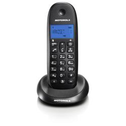 Motorola Dect C1001LB Μαύρο