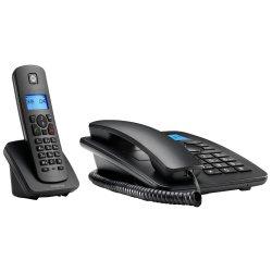 Motorola Combo C4201 Μαύρο