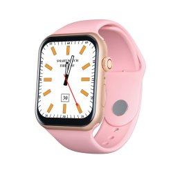 Z23 Smart Watch 1.7 inch Full Screen Ροζ