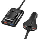 Car Fast Charger 4 USB