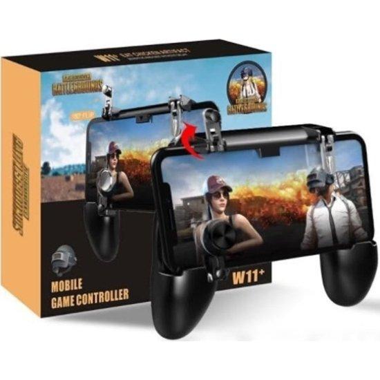 Gamepad Controller W11 PubG Μαύρο