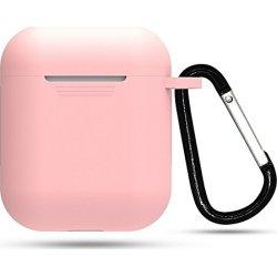 Θήκη Σιλικόνης για Airpods Ροζ