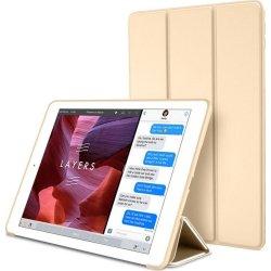 iPad 10.2 Smart Case Flip Stand Χρυσό