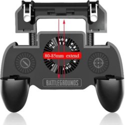 Gamepad Controller SR PubG Μαύρο