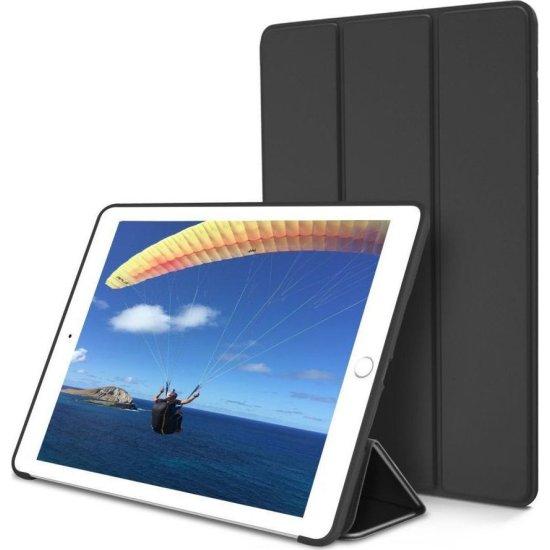 iPad 5 Smart Case Flip Stand Μαύρο