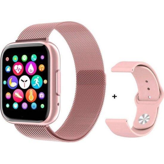 T99 Smartwatch Ροζ