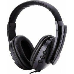 GM 002 Gaming Headphones Μαύρο