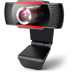 Webcam Q8 HD 1080p