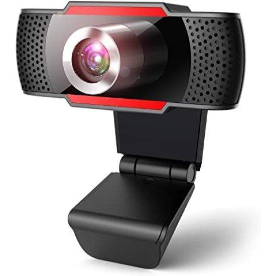 Webcam Q8 HD 1080p