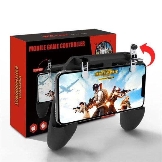Gamepad Controller W11X PubG Μαύρο