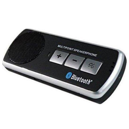 Multipoint Bluetooth V4.0 Handsfree Μαύρο