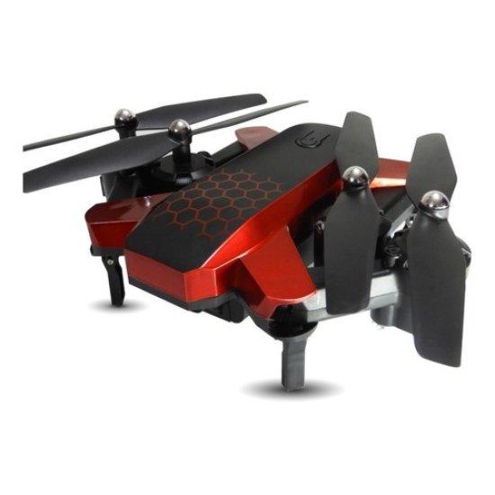 Drone Foldable CF929H με Κάμερα Κόκκινο