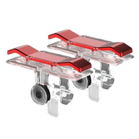 Game Controller E9 PubG Κόκκινο