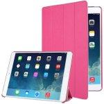 iPad 2/3/4 Smart Case Flip Stand Φούξια