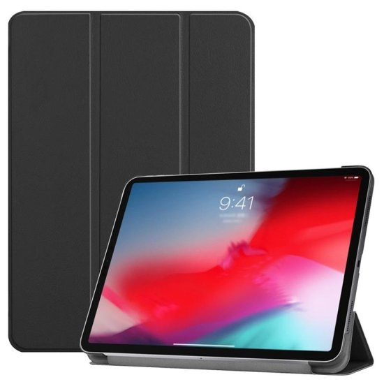 iPad Pro 11 Smart Case Flip Stand Μαύρο