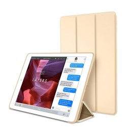 iPad mini 5 Smart Case Flip Stand Χρυσό