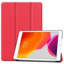 iPad 10.2 Smart Case Flip Stand Κόκκινο