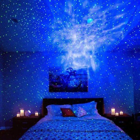 Galaxy Star Projector Ocean Wave & Ηχείο
