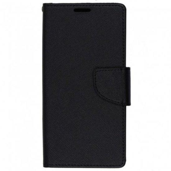 Huawei P40 Pro Case Book Μαύρο
