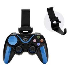 Wireless Joystick Gamepad Μπλε