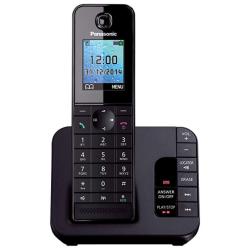 Panasonic Dect KX-TGH220GRB Μαύρο