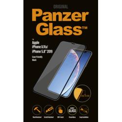 PanzerGlass Tempered Glass iPhone X/XS/11 Pro  Μαύρο