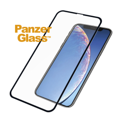 PanzerGlass Tempered Glass iPhone X/XS/11 Pro  Μαύρο